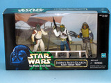 Star Wars Jabba's Skiff Guards Power of the Force (POTF2) (1995)