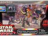 Star Wars Mos Espa Encounter Episode I - The Phantom Menace