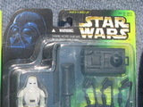 Star Wars Snowtrooper with E-Web Heavy Repeating Blaster Power of the Force (POTF2) (1995)