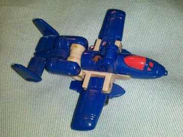 Transformers Air Strike Patrol Tailwind Generation 1