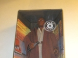 Star Wars Mace Windu with Lightsaber - Jedi Council Episode I - The Phantom Menace