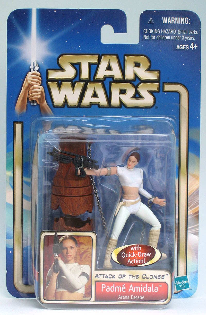 Star Wars Padme Amidala (Arena Escape) Saga (2002)