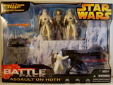 Star Wars Assault on Hoth Episode III - Revenge of the Sith
