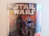 Star Wars Darth Vader & Commander Bow 30th Anniversary Collection