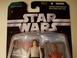 Star Wars Han Solo (with Carbonite Block) Saga Collection (2006)