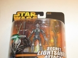 Star Wars General Grievous - Secret Lightsaber Attack Episode III - Revenge of the Sith 4e204c52e3dd370001001640