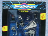 Star Wars Imperial Forces Gift Set Micro Machines