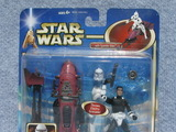 Star Wars Clone Trooper With Speeder Bike Saga (2002)