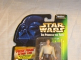 Star Wars Han Solo in Carbonite with Carbonite Block Power of the Force (POTF2) (1995)