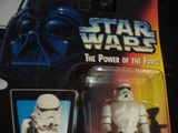 Star Wars Stormtrooper Power of the Force (POTF2) (1995)