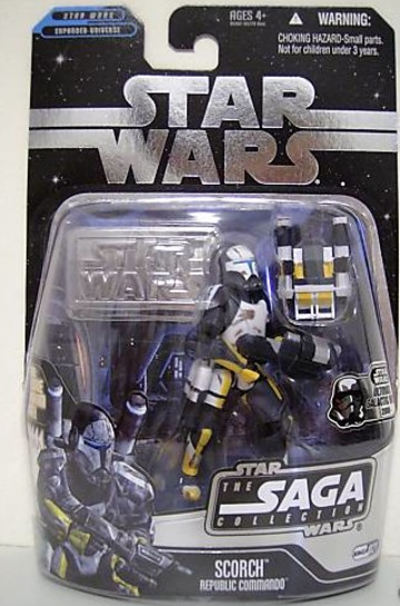 Star Wars Scorch - Republic Commando Saga Collection (2006)