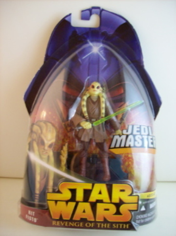 Star Wars Kit Fisto - Jedi Master Episode III - Revenge of the Sith