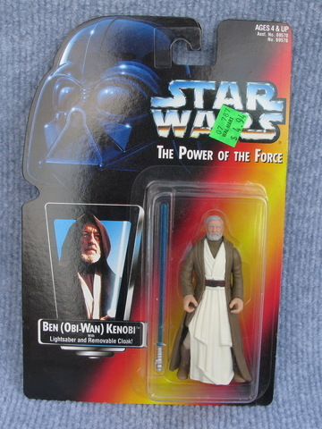 Star Wars Ben (Obi-Wan) Kenobi Power of the Force (POTF2) (1995)