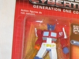 Transformers Optimus Prime w/ Energy Axe Miscellaneous