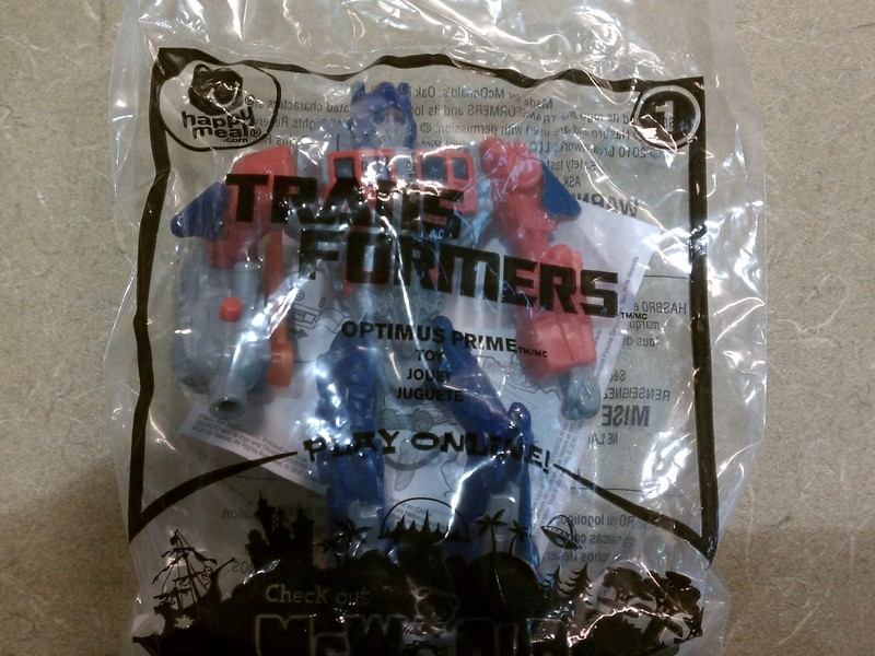 Transformers Optimus Prime Miscellaneous