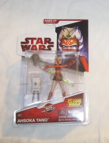 Star Wars Ahsoka Tano Episode II - Attack of the Clones