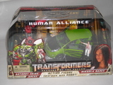 Transformers Skids & Arcee Transformers Movie Universe