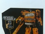 Transformers Solar Storm Grappel Classics Series image 2