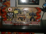 Transformers War for the Skies Legend 4-Pack (Kmart Exclusive) Transformers Movie Universe