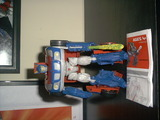 Transformers Sonic Shock Smokescreen Transformers Movie Universe