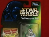 Star Wars AT-AT Driver with Imperial Issue Blaster Power of the Force (POTF2) (1995)