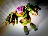 Transformers Bulkhead Animated thumbnail 19