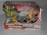 Transformers Decepticon Heavy Load w/ Drill Bit Classics Series