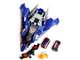 Transformers Soundwave w/ Laserbeak Unicron Trilogy