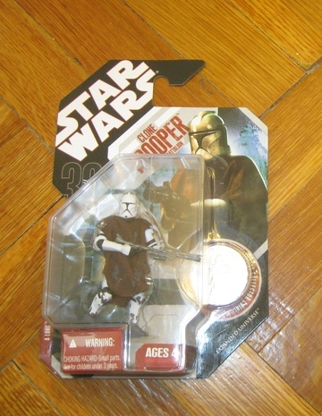 Star Wars Clone Trooper Hawkbat Battalion 30th Anniversary Collection