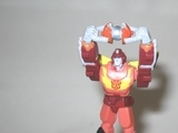 Transformers Rodimus Convoy w/ Matrix Miscellaneous (Takara)