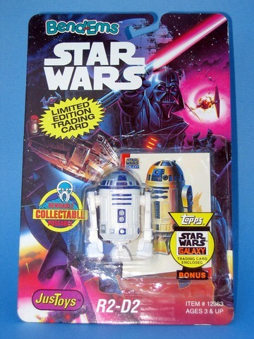 Star Wars R2-D2 Bend-Ems