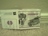 Transformers Soundwave w/ Laserbeak Animated image 0