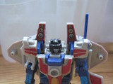 Transformers Energon Starscream Unicron Trilogy thumbnail 10