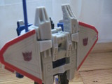 Transformers Energon Starscream Unicron Trilogy thumbnail 11