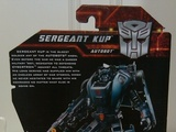 Transformers Sergeant Kup Classics Series image 2