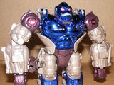 Transformers Transmetal Optimus Primal Beast Era