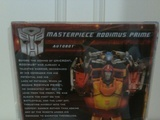 Transformers MP-09: Rodimus Prime Generation 1 (Takara) thumbnail 24