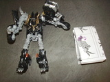 Transformers Crankcase Transformers Movie Universe