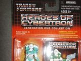 Transformers Paradron Medic Miscellaneous
