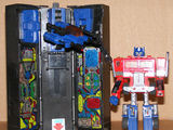 Transformers Optimus Prime Generation 2