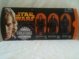 Star Wars Anakin Skywalker to Darth Vader Episode III - Revenge of the Sith