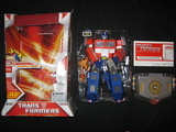 Transformers 20th Anniversary DVD Edition Optimus Prime Generation 1 (Takara) thumbnail 0