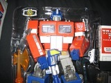 Transformers 20th Anniversary DVD Edition Optimus Prime Generation 1 (Takara) thumbnail 3
