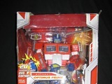 Transformers 20th Anniversary DVD Edition Optimus Prime Generation 1 (Takara) thumbnail 6