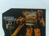 Transformers Solar Storm Grappel Classics Series thumbnail 2