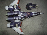 Transformers Cyclonus w/ Nightstick Classics Series thumbnail 28