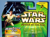 Star Wars Ellorrs Madak - Fan's Choice Figure No. 1 Power of the Jedi (POTJ)