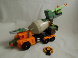 Transformers Decepticon Heavy Load w/ Drill Bit Classics Series 4e4c87efeeece8000100006a