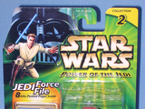 Star Wars Saesee Tiin - Jedi Master Power of the Jedi (POTJ)