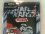 Star Wars George Lucas (in Stormtrooper Disguise) Saga Collection (2006)